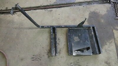 2012 Polaris Ranger 800 Xp - 1016255-329 Floor Support Rh (Ops1026)