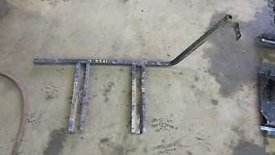 2012 Polaris Ranger 800 Xp - 1016254-329 Floor Support Lh (Ops1026)