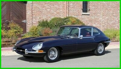 1967 Jaguar E-Type Series 1 Coupe 1967 S1 COUPE 100% SOLID GARAGED CALIFORNIA E-TYPE SUPERB GAPS ORIG FLOORS