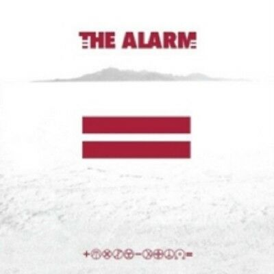 The Alarm Equals Brand New CD