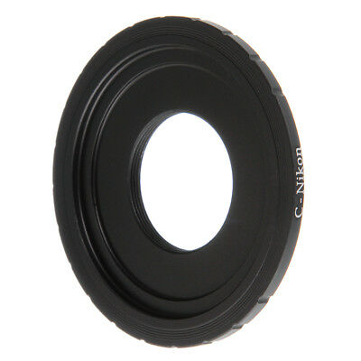 C Mount Lens to Nikon AI F  Camera Adapter  For D800 D750 D3300 D7000 D7100 DSLR