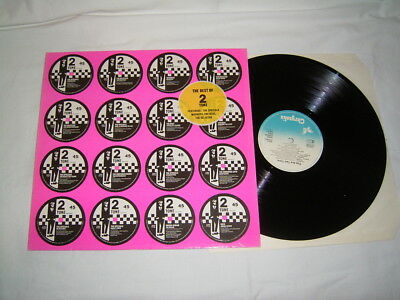 LP - This are Two Tone - 1983 Special Madness Beat Swinging Cats Rico # cleaned