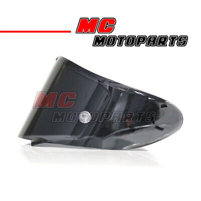 Smoke Visor Shield Pinlock Pin Visor For Shoei Z-7 RF-1200 RF-SR X-14 Helmet