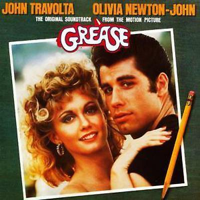 Grease: The Original Soundtrack from the Motion Picture CD NEW