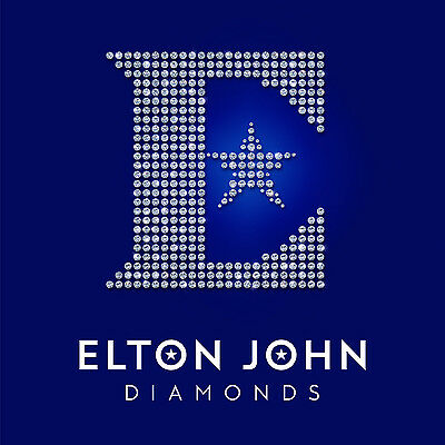 Elton John Diamonds 2 CD Greatest Hits NEW