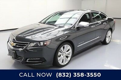 Chevrolet Impala LTZ Texas Direct Auto 2015 LTZ Used 3.6L V6 24V Automatic FWD Sedan Bose Premium
