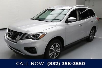 Nissan Pathfinder 4x4 SV 4dr SUV Texas Direct Auto 2017 4x4 SV 4dr SUV Used 3.5L V6 24V Automatic 4X4 SUV
