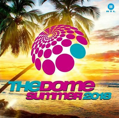 THE DOME SUMMER 2018  Doppel-CD   NEU & OVP  06.07.2018