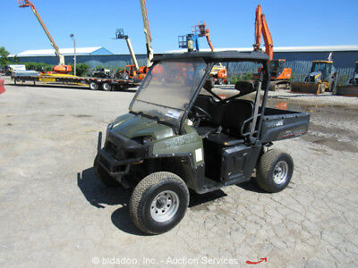 2013 Polaris Ranger 4WD Industrial All Terrain UTV ATV Off Road Utility Cart 4x4