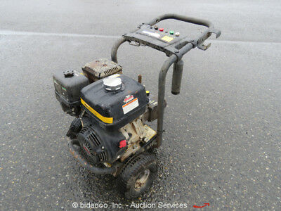 Shark DD-383537 Portable Gas Powered Pressure Washer Honda G390 13HP 3,500 PSI