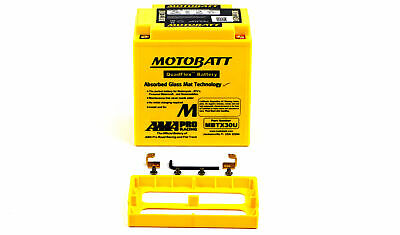 Motobatt MBTX30U Battery Upgrades Y60-N24L-A, Y60-N24L-A2, 53030