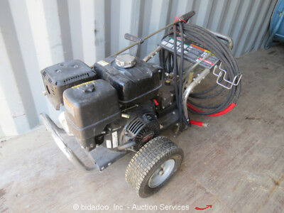 2015 Shark BG-373537 3500 PSI Pressure Washer Honda GX390 Gas Power bidadoo