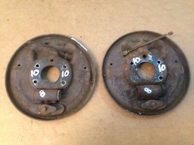 AMC 20 JEEP brake drum backing plates 10