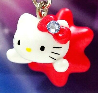 Hello Kitty Loves Swimming in the Sea Swarovski Elements Crystals Japan Charm