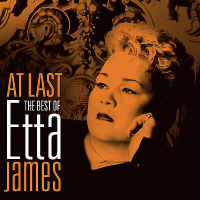 Etta James At Last: The Best of Etta James CD NEW