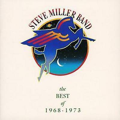 Steve Miller Band The The Best of 1968-1973 CD NEW