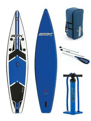 "STX Race 12'6"" x 32"" iSUP blue 2018"