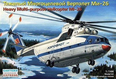 Eastern Express 14503 - 1:144 Mil Mi-26 Russian heavy multipurpose helicopter, A