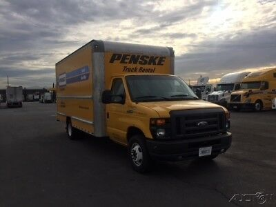 Penske Used Trucks - unit # 9172384 - 2015 Ford E350