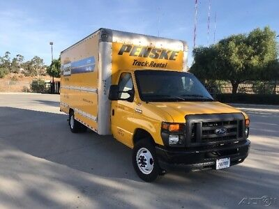 Penske Used Trucks - unit # 9169445 - 2015 Ford E350
