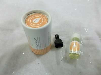 """PartyLite Natural Rituals Aromatherapy Scented Oil, """"ENERGIZE"""",  NIB"""