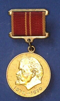 100 Years of the Lenin Birth USSR Russian Medal *[13498]