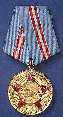 Russian medal 50 years of the USSR armed forces *[13499]