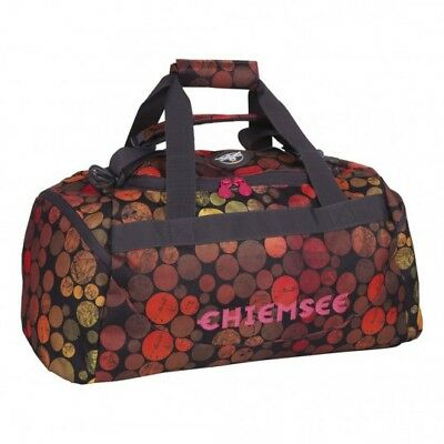627a9bf72bb8e CHIEMSEE Sac À Bandoulière Sport Matchbag Medium Dots Black