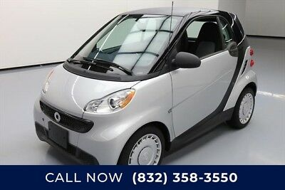 Smart Fortwo passion 2dr Hatchback Texas Direct Auto 2015 passion 2dr Hatchback Used 1L I3 12V Automatic RWD Coupe