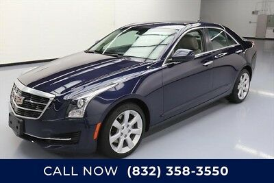 Cadillac ATS 2.0T Texas Direct Auto 2015 2.0T Used Turbo 2L I4 16V Automatic AWD Sedan Bose OnStar
