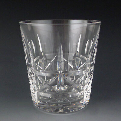 """Waterford Crystal KYLEMORE Old Fashioned Rocks Glass 3 /12"""" Tumbler No Wear"""