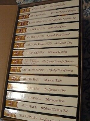 Harlequin Historical Lot of 14 Historical Romance 2012 2013 (Kelly to Plumley)