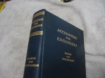 Accounting for engineers
