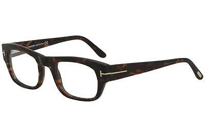 3186b83266a8 Tom Ford Women s Eyeglasses TF5415 TF 5415 054 Red Havana Optical Frame 50mm