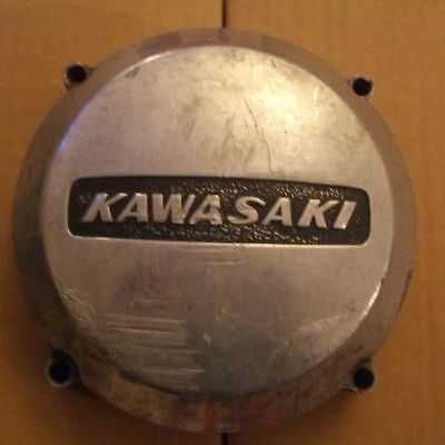 KAWASAKI KH250 Engine Alternator Housing - Casing - Cover