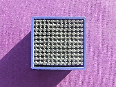 Letterpress Printing ADANA Small Box FLEUR DE LYS 8pt de-lis BORDER Decorative