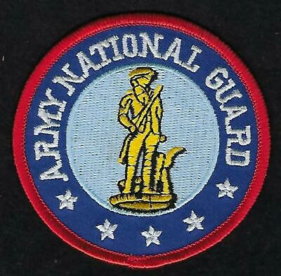 Army National Guard Patch Us Army Navy Air Force Marines Pin Up Minutman Ang Wow