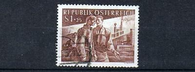 STAMPS   from  AUSTRIA   1955 Returned Prisoners of War   (FINE USED)  lot A189