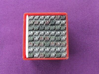 Letterpress Printing ADANA Small Box 12pt SINGLE TYPE BORDER Decorative