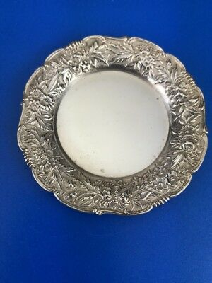 S Kirk And Son Sterling Silver Small Tray