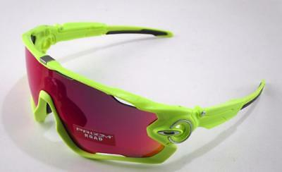 New Oakley Sunglasses Jawbreaker Retina Burn w/Prizm Road #9290-2631 In Box