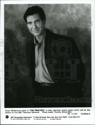 1997 Press Photo Dylan McDermott in The Practice - cvp60805