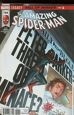 Amazing Spiderman 792 793 794 795 796 797 798 799 800 All 9 Books Are 1St Prints