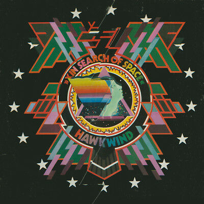 Hawkwind – X In Search Of Space on Coloured Vinyl 2LP 2011 NEW/SEALED