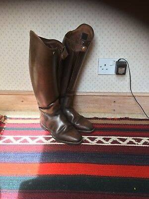 Konig Boots Brown 5.5