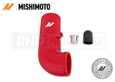 Mishimoto Silicone Air Induction Hose Kit - Fits Subaru Brz Toyota Gt86 - Red