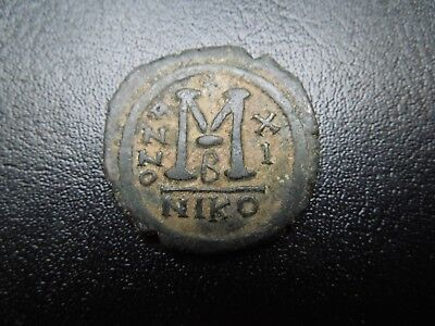 J62  Coin  Byzantine Niko Anno  See Pictures