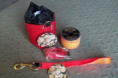 Arborist Throw Bag Kit,166' Throw Line, Throw Bag, Mini Bag, & Chain Saw Strap