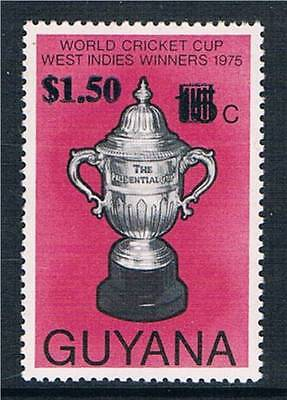 Guyana 1983 Surcharge issue SG 1107 MNH