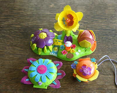 Polly Pocket Mini *** Polly Pocket Boutique - Totally Flowers Blumen